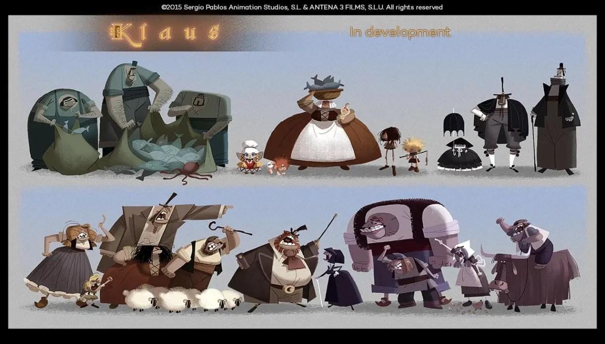 Character Design Tips de Sergio Pablos - SPA STUDIOS