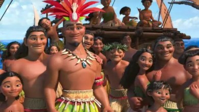 Photo of Nuevo Trailer, Making Of y B-roll – Production: Moana