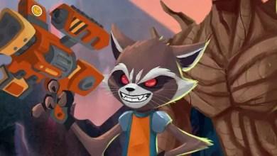 Photo of Serie de Animación: Rocket y Groot de Marvel