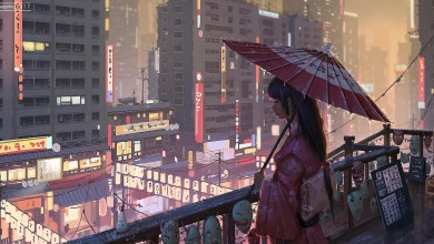 Photo of Luzhan Liu – Concept Art & ilustración