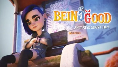 Photo of Desarrollo Visual de Being Good. Un cortometraje por encima del bien y del mal