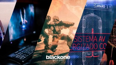 Photo of Showreel Motion Graphics & VFX: Blackone