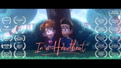 Cortometraje de Animación In a Heartbeat Cortometraje de animación con una historia de amor gay