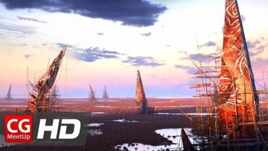 Photo of Making Of y Cortometraje CGI, Yemanja