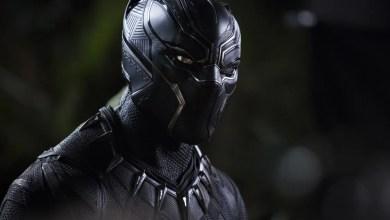 Photo of Black Panter Primer Trailer Internacional