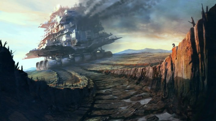Mortal Engines-Estrenos-Pellículas-CGI-VFX