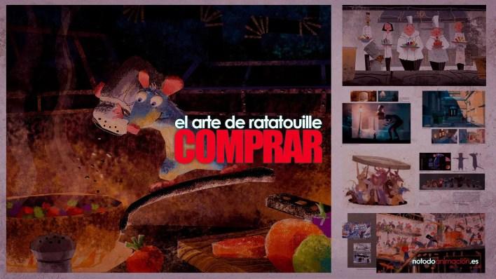 Art of Ratatouille (Pixar Animation)