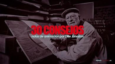 30 consejos para hacer animacion - La Animacion según Ollie Johnston