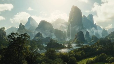 Photo of Digital Matte Painting – El Arte de Dylan Cole