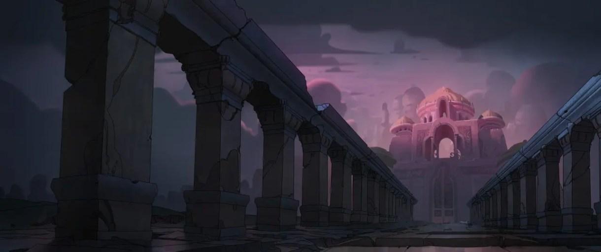 cortometraje de animación