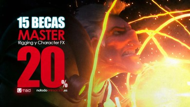 Photo of Master en Rigging y Character FX | 5 Becas