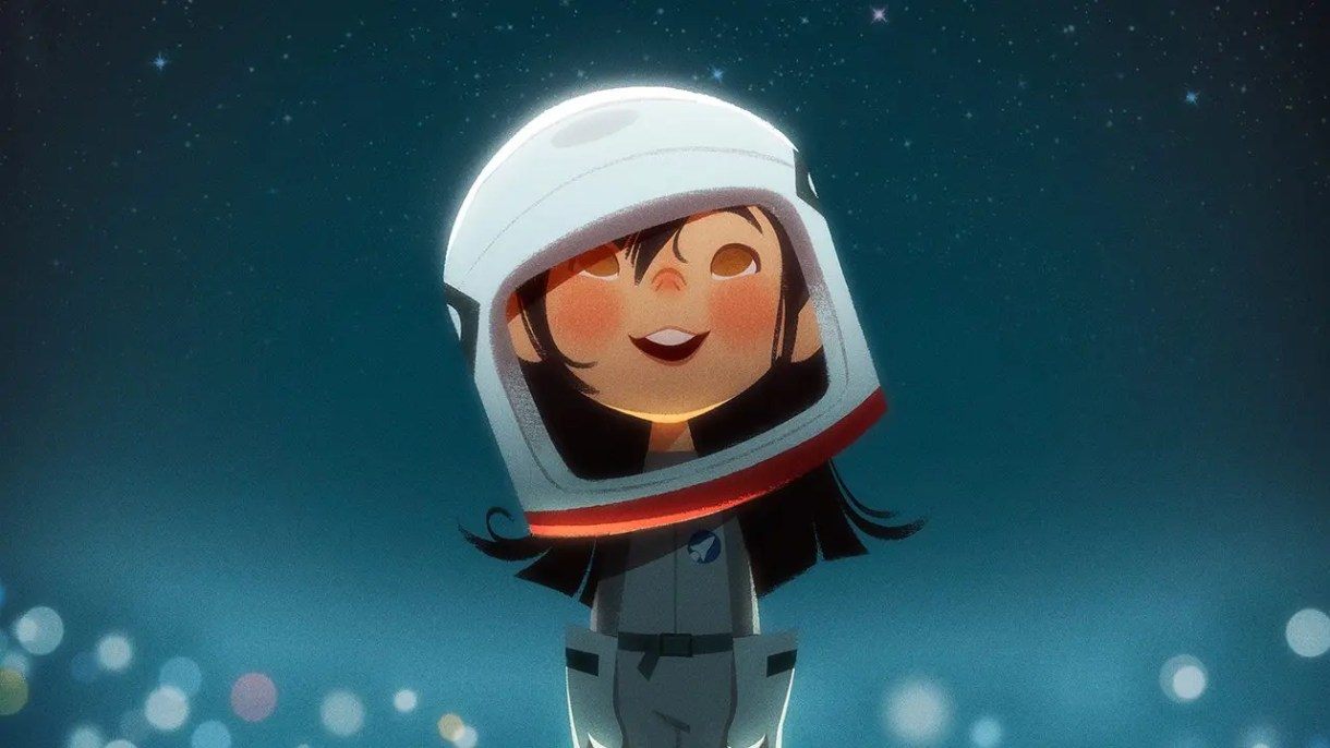 One Small Step (animation short film)