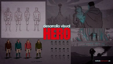 Photo of Cortometraje de Animación Hero – Desarrollo Visual & Making of