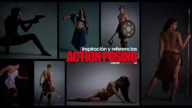 Photo of Inspiración y Referencias – Action Posing para Ilustración y Animación ⭐⭐⭐⭐⭐
