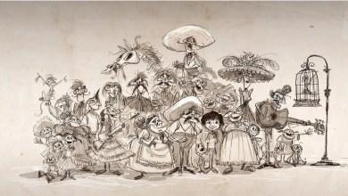 Desarrollo Visual: El Arte de Coco – Personajes, Storytelling, Concept Art y Making of