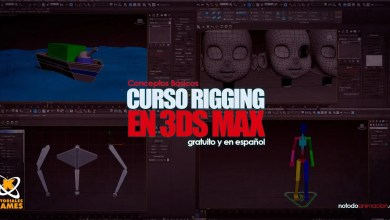 Photo of Curso de Rigging en 3ds Max – Tutoriales de Rigging en Español