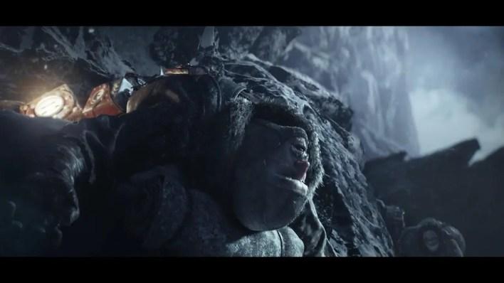 Cinemática videojuego Trailer Frostpunk