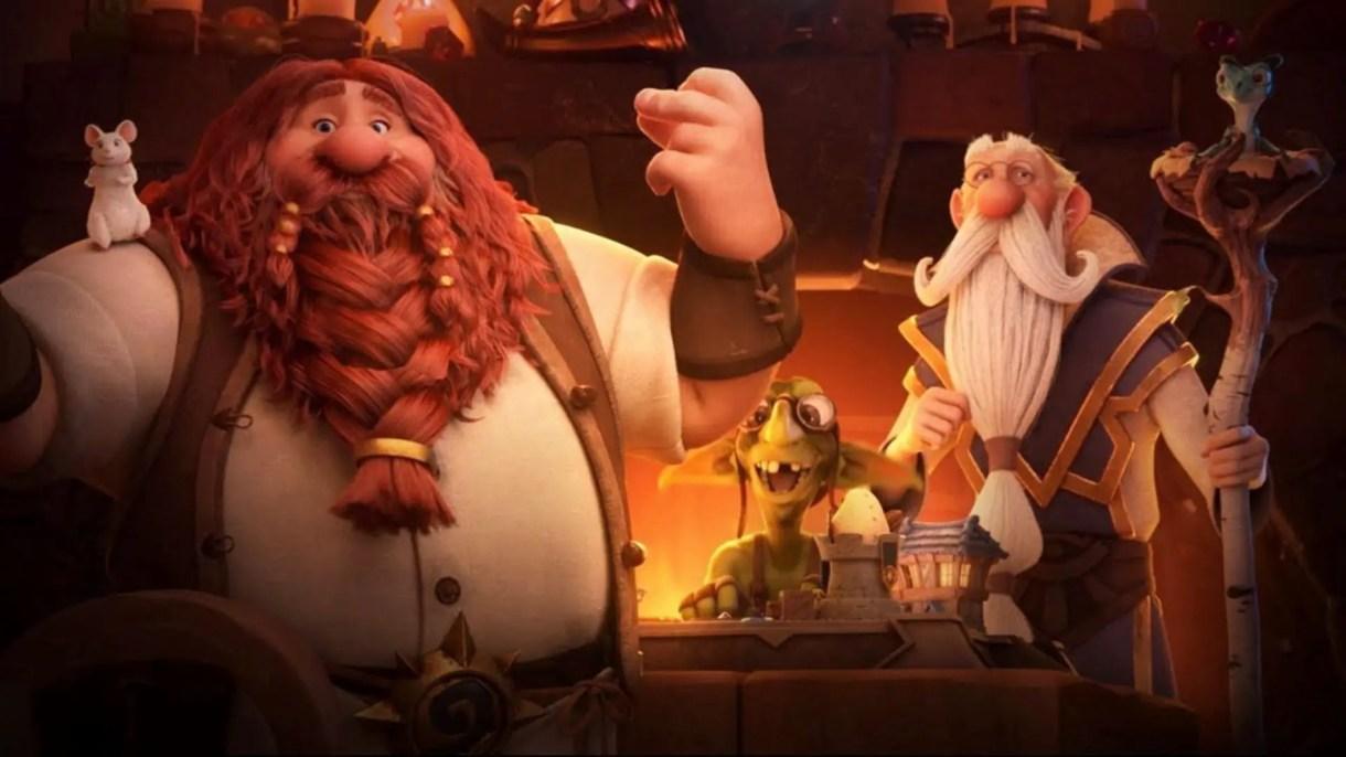 Las Mejores Cinemáticas y Cortometraje de Blizzard: Hearthstone