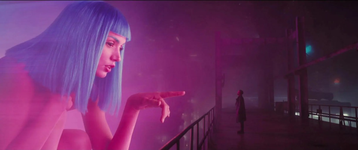 El Arte de Blade Runner 2049 - Concept Art, Making Of y Breakdown -ilustración-Visual development