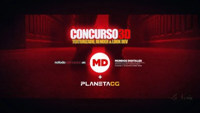 Photo of Concurso 3D ARTIST: Mundos Digitales 2018 & PlanetaCG (2018)