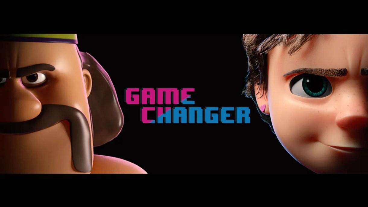 Cortometraje de animación3d- Game Changer