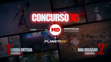 Photo of Ganadores del Concurso 3D ARTIST: Mundos Digitales 2018 & PlanetaCG (2018)