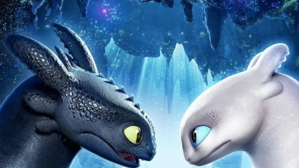 Trailer de la película Como Entrenar a Tu Dragón 3, Estreno de Animación 3d (DreamWorks)