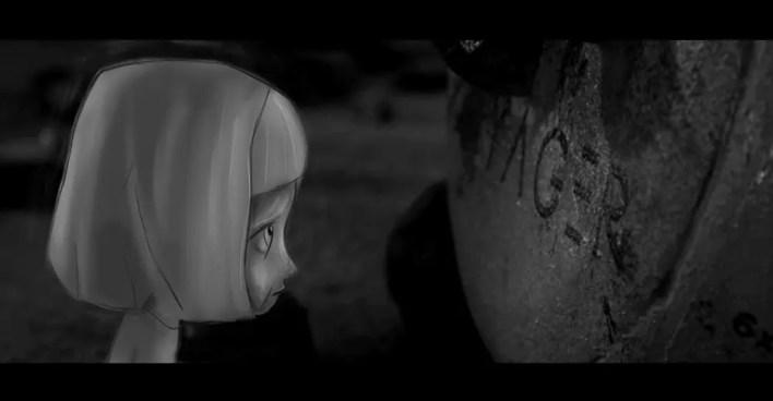 Voyage-cortometraje de animación 3d-stop motion-concept art