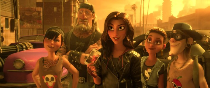 Películas de Animación 2018 - Disney