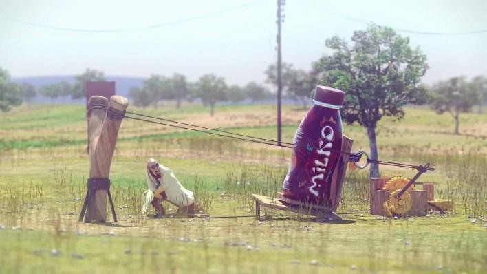 Spot y Cortometraje de Animación 3d - Milko, The Journey