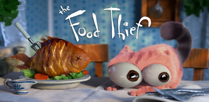 The Food Thief - trailer cortometraje Teaser Shot y making of