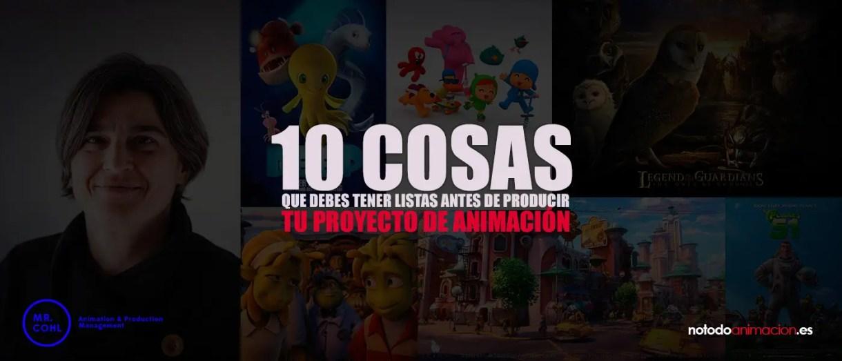 Cómo registrar una idea, un proyecto o un guión de Animación