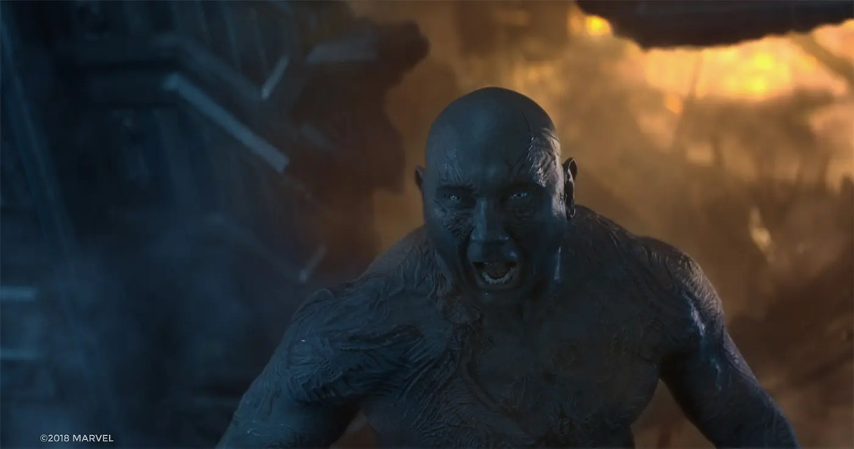 Avengers: Infinity War-VFX-Making of