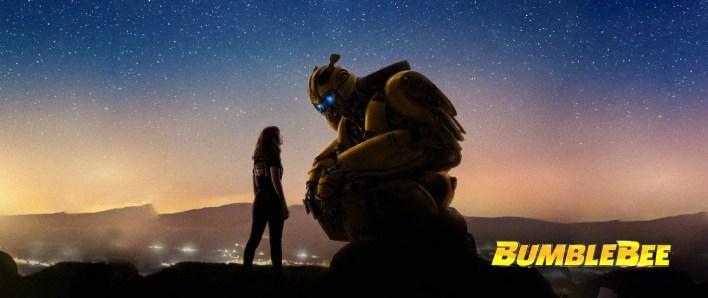 BUMBLEBEE_Trailer oficial en Español Castellano 2018 transformers