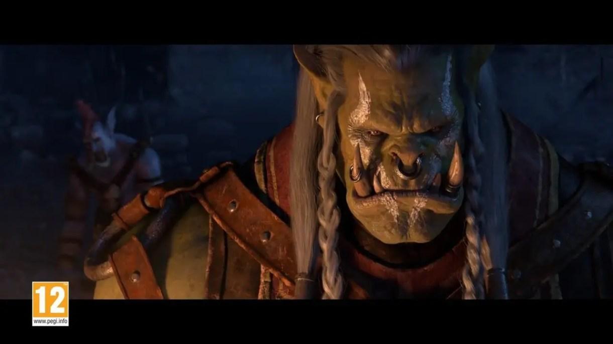 Blizzard-cinemática-El Viejo Soladao-Videojuegos-Animación 3d-