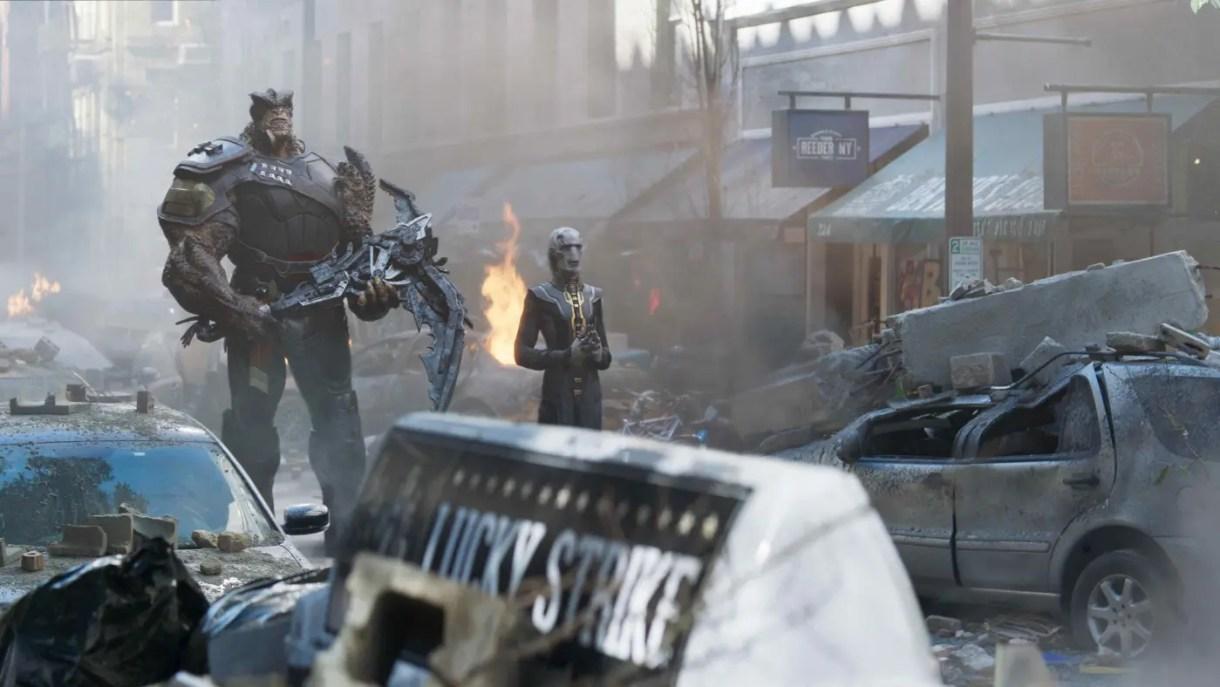Avengers Infinity War Making of