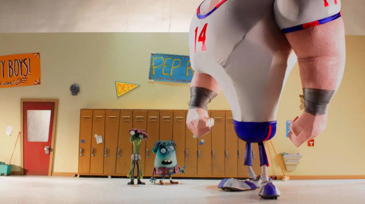 Zombie Brothers Nickelodeon - cortometraje Animacion Stop Motion