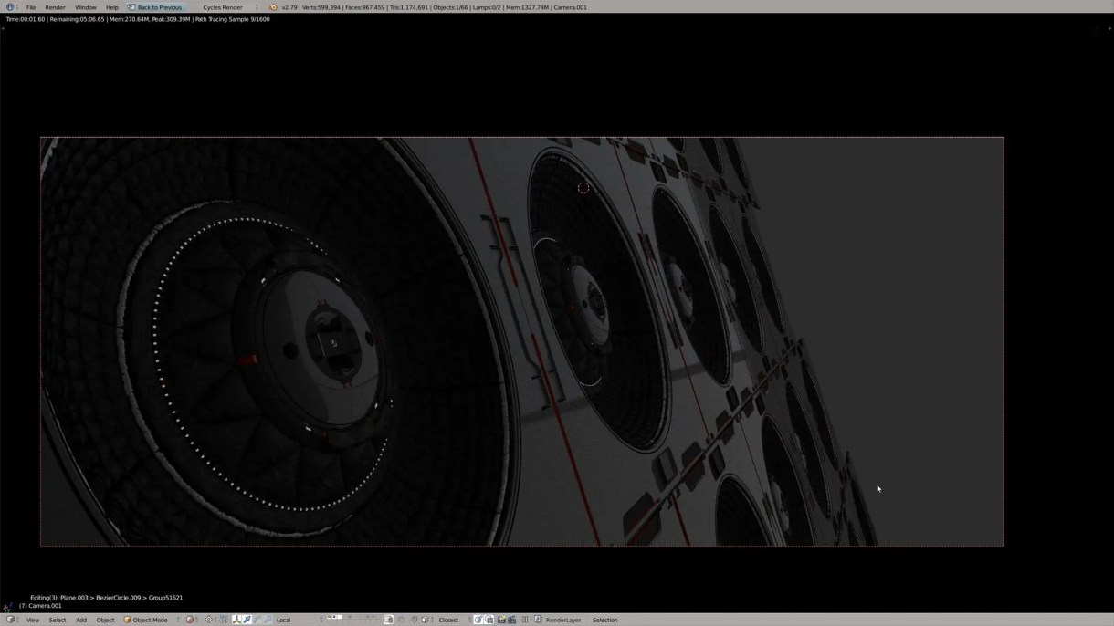 Tutorial Blender WorkFlow - Iluminacion y Render