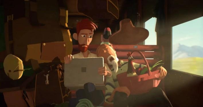 Delsy - What Matters is Inside - Spot de Animación
