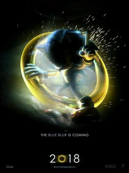 Sonic the hedgehog película 2019