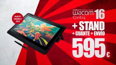 Photo of Nueva Wacom Cintiq 16 | OFERTÓN