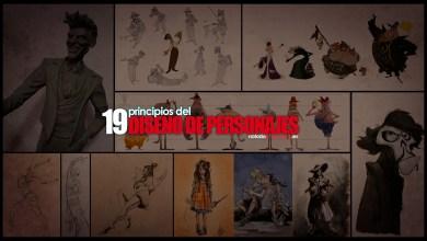 Photo of 19 Principios del Diseño de Personajes