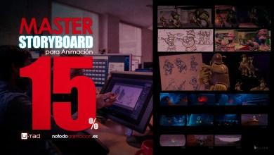 Photo of Máster Profesional de Storyboard para Animación | 5 Becas