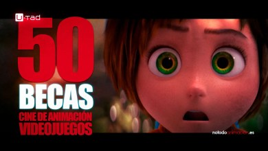 cursos cine de animación y videojuegos