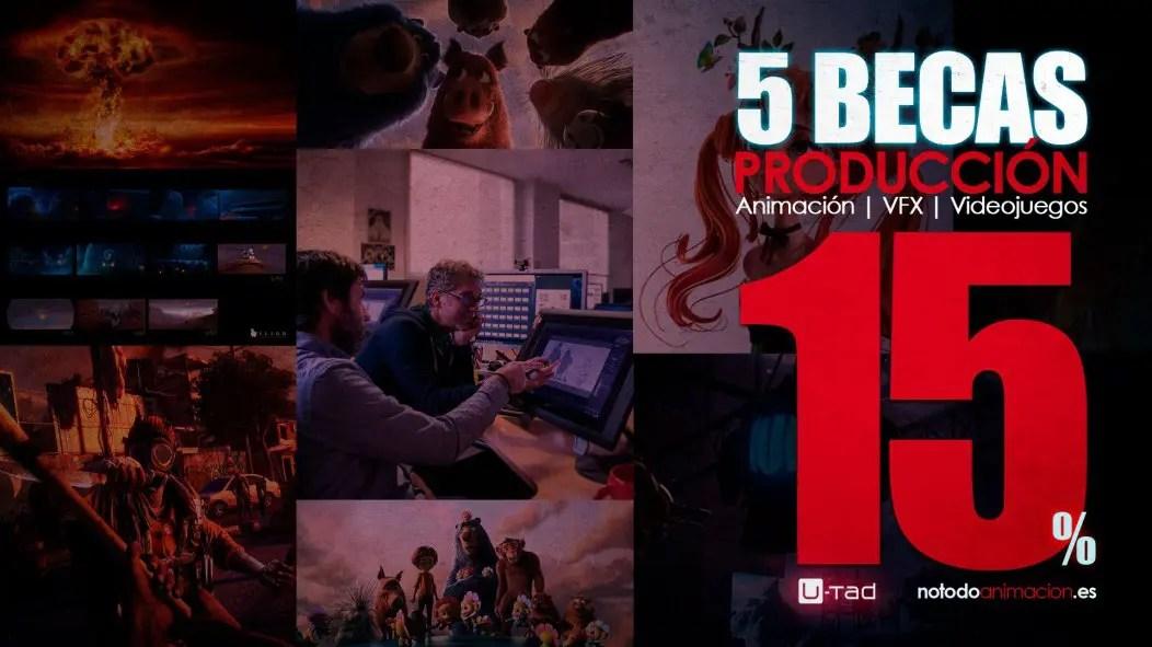 Máster de Producción para Cine de Animación, VFX y Videojuegos