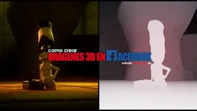 Photo of Como hacer Imágenes 3d para Facebook