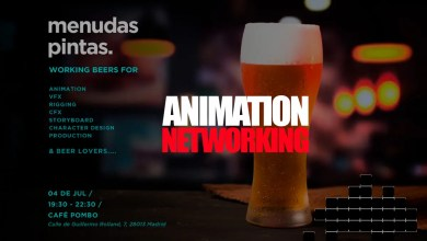 Photo of Networking | Animación, Concursos, Cervezas & Arte Digital
