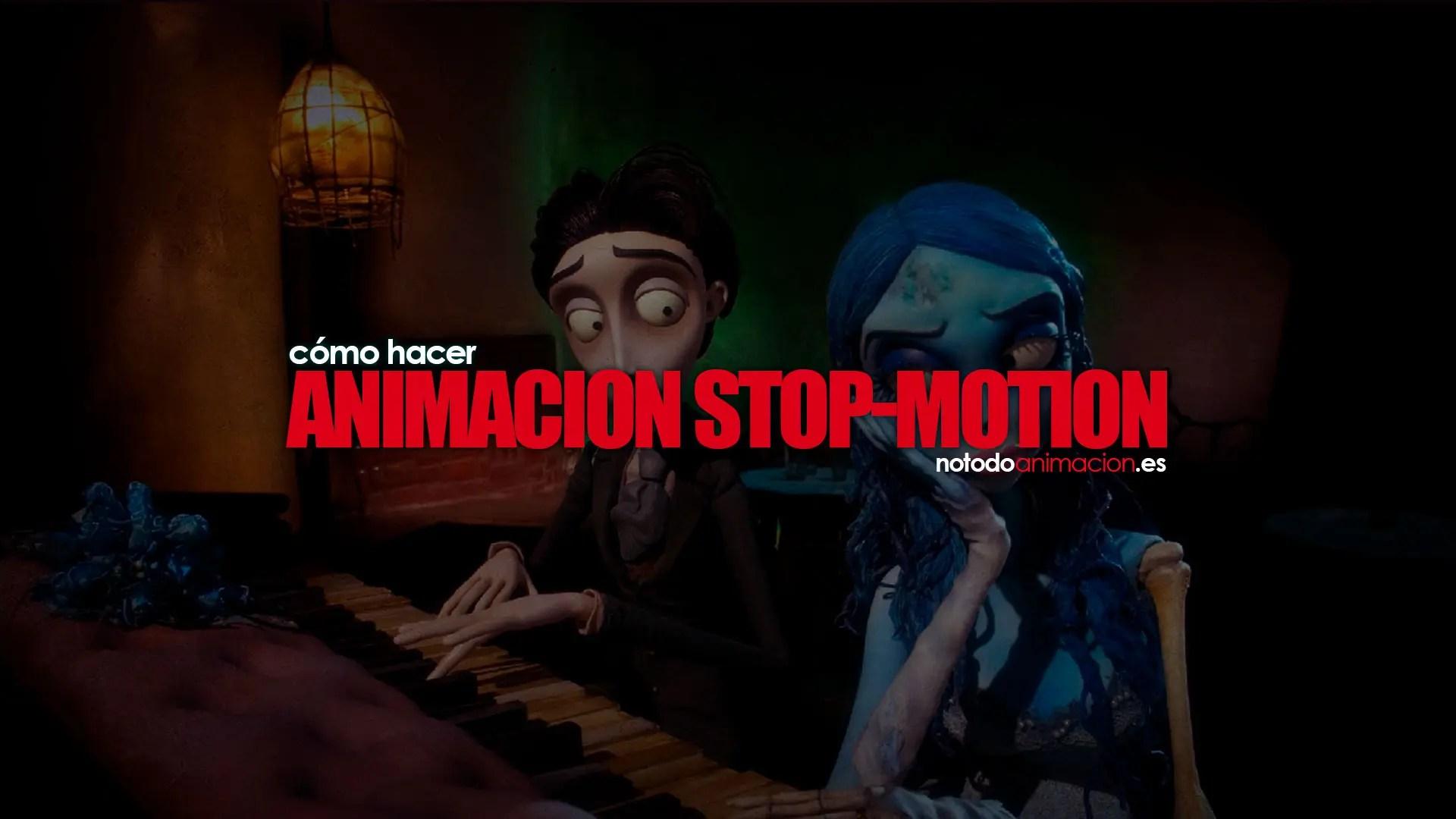 Proceso de la Animación Stop Motion