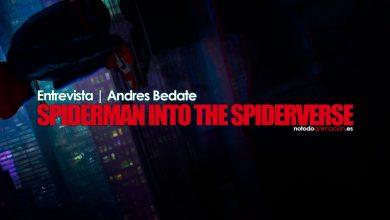 Photo of 11 preguntas para Andrés Bedate | Animador 3d en Spiderman into the Spiderverse