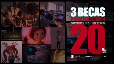 Photo of Máster de Producción para Cine de Animación, VFX y Videojuegos